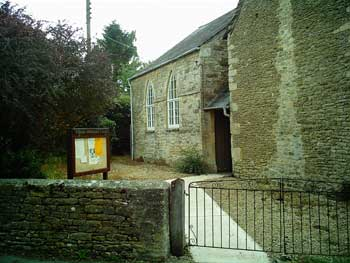 Filkins Methodist Chapel