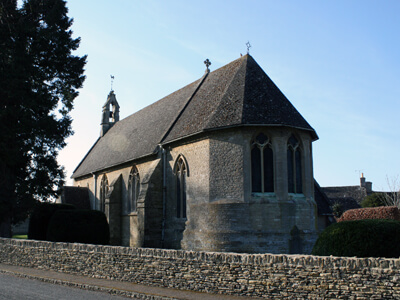 St Peters Church - Filkins