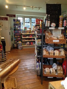Filkins village shop
