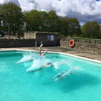 Filkins swimming pool